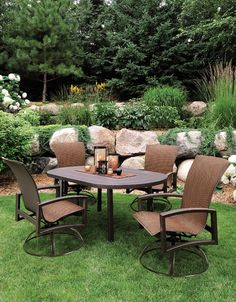 Sure To Make A Splash In Your Backyard, The Havenhill Outdoor Patio  Furniture Collection Has