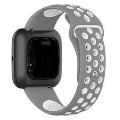 Curea silicon schimb bratara ceas Fitbit Versa 1 | Gratuitescu.ro Smartwatch, Fitbit, Smart Watch