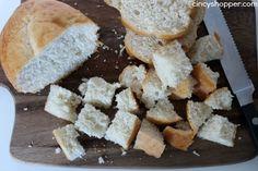 Maak van oud brood een hemelse traktatie voor bij het ontbijt! Dit moet je geprobeerd hebben! - Zelfmaak ideetjes