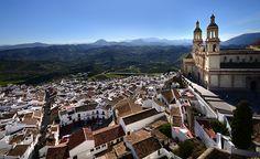Olvera Andalusia Spain, Paris Skyline, Travel, Tourism, Cadiz, Viajes, Destinations, Traveling, Trips