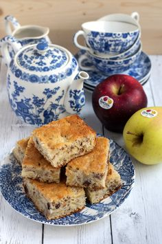 Torta di mele, noci e uvetta - by Appetitosando