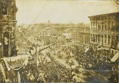 Parade for President Ulysses S. Grant, 1880, Little Rock, AR.