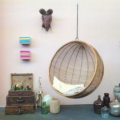 """@Erika harberts's photo: """"Loved this corner in the @Liesbeth Bishop Bishop meijerën D.I.Y. magazine huis at the #woonbeurs""""#instagram #woonbeurs"""