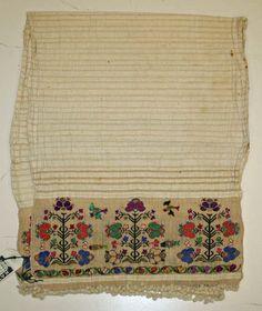 Textile, Turkish, cotton, silk, 1800-1941