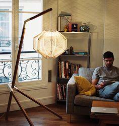 Sputnik Lamp / Julie Lansom