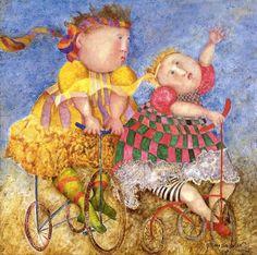Artodyssey: Graciela Rodo Boulanger