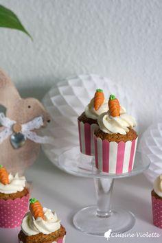 Rübli-Cupcakes | Cuisine Violette