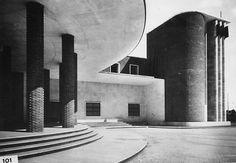 Art Nouveau, Art Deco, Bauhaus, Grey Wallpaper Iphone, Form Architecture, Streamline Moderne, Modern Buildings, Urban Planning, Brutalist