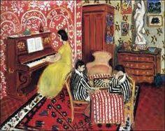 « Pianiste et joueurs d'échecs » (1924), par Henri Matisse (1869-1954). National Gallery Washington.