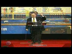 John Hagee's Revelation talk - Part 1  MUST SEE!