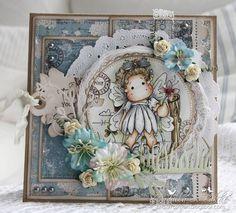 Camilla's Magnolia blog - Summer Flower Tilda