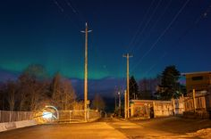 If there's one skill Yuichi Takasaka has mastered, it's patience.-based photographer is no stranger to spending hours upon hours waiting for that perfect moment when all the di. Vancouver, Light Images, Cn Tower, Screen Shot, Northern Lights, Photos, The Incredibles, In This Moment, Street