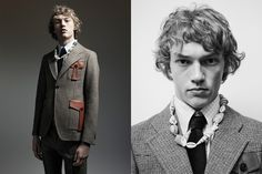 PRADA - Fall 2017 'Nonconformists' Campaign - by Willy Vanderperre #styled247