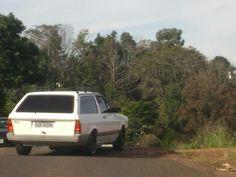 Noroeste Auto Clube Encontro em Frederico Westphalen. Passando pela cidade vizinha de Vista Alegre-RS #parati