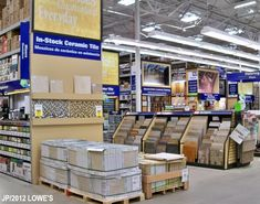 Lowe's Home Improvement Warehouse Store - info on affording house improvements - topgovernmentgrants.com
