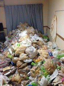 小牧市 ゴミ屋敷清掃
