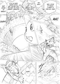 Zootopia News Network: Comic: In 48 Hours (Original by Nene-Mitsuharu) (Translated by ZNN Translation Team)
