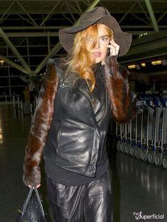 Lindsay Lohan Supports The Second Amendment