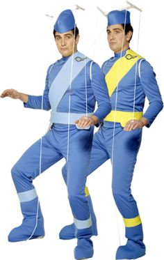 Thunderbirds Fancy Dress