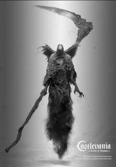Castlevania, Death, Skull