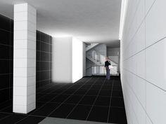 Bathroom Lighting, 3d, Mirror, Furniture, Home Decor, Contemporary Architecture, Interiors, Bathroom Light Fittings, Bathroom Vanity Lighting