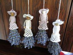 lavender ladies...how cute