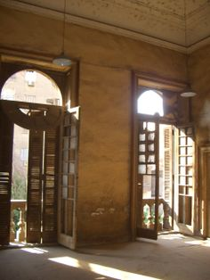 Once Prince Said Halim's palace, also known as Champollion House, in Cairo, this palace was converted to a secondary school after its abandonment, but it has been empty since 2004.