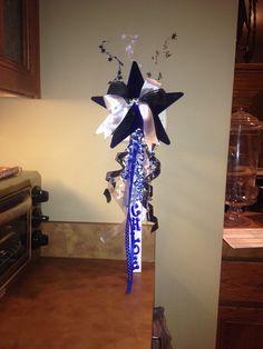 OCMS Cheer Spirit stick