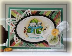 Roly Poly Joy by Beate - Cards and Paper Crafts at Splitcoaststampers