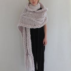 Thinny long scarf by TJOCKT