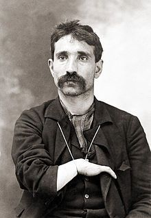 Giuseppe the Clutch Hand Morello (May 2, 1867 – August 15, 1930), also known as The Old Fox, was the first boss of the Morello crime family and later top adviser to Giuseppe Joe the Boss Masseria. He was known as Piddu (diminutive form of Giuseppe) and his rivals the Castellammarese knew him as Peter Morello.[1] He was famous for having a one-fingered deformed right hand that resembled a claw.