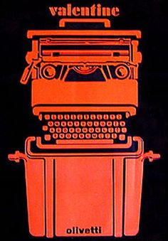 Olivetti Valentine ad