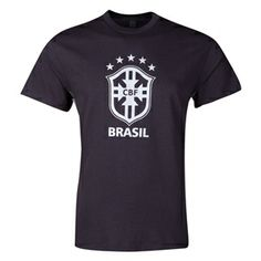 The Premier Online Soccer Shop. Gear up for the Premier League, Euro 2020 and more by shopping a huge selection of authentic and official soccer jerseys, soccer cleats, balls and apparel from top brands, soccer clubs and teams. Brazil T Shirt, World Soccer Shop, Soccer Cleats, Mens Tops, Shirts, Shopping, Fashion, Moda, Soccer Shoes