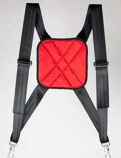 Heavy Duty Seat Belt Webbing Harness