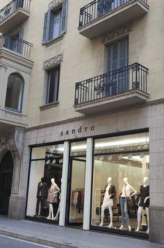 Avenida Diagonal, Barcelona (Spain) Shopping In Barcelona, Best Places To Travel, Barcelona Spain, Sandro, Top Places To Travel