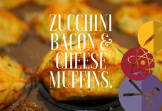 Moist Zucchini, Bacon And Cheese Muffins - Real Recipes from Mums Cheese And Bacon Muffins, Savory Muffins, Savory Tart, Zucchini Muffins, South African Recipes, Sweet Chilli, Food Dishes, Food Food, Finger Foods