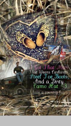 Love my country boy