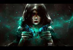 Bringer of Sadness by NanFe on DeviantArt