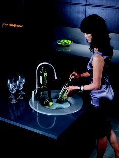 Shop the finest in kitchen faucets from Kohler. Large selection of Kohler kitchen sink faucets, pot fillers, bar faucets from top collections Forte, Sensate & more. Bar Faucets, Kitchen Sink Faucets, Kitchen Fixtures, Bar Sink, Plumbing, Man Cave, Home Improvement, Classy, Ideas