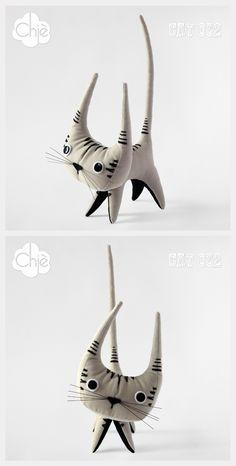 Chiè - cat softy. adorable!