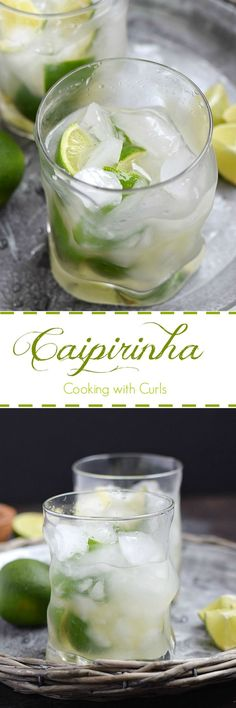 This light and refreshing Classic Brazilian Caipirinha is the perfect summer cocktail. There are only 4 ingredients, and then you are ready to…