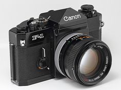 Canon F-1 with 50mm f/1.4 FD S.S.C. lens by s58y, via Flickr