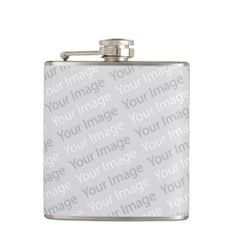 Your Image Wrapped Flask