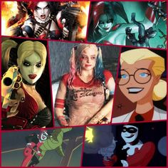 madlovequinzel:  Had a nice, short conversation with my sister about how heartbreaking it is when people don't look past Harley being Jokers fun, crazy sidekick and try to get to know her as the kind-hearted, caring, hurt character that she is.  she's the best!