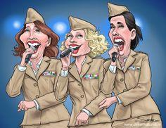 Remember September! The Andrews Sisters; uit Son en Breugel