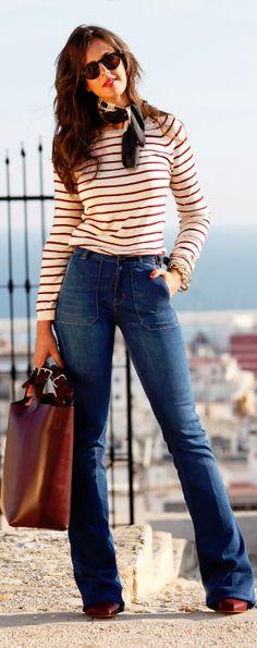 70′s / Fashion By Silvia Navarro