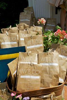 Paper Bag Program