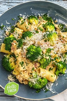 Good Healthy Recipes, Vegetarian Recipes, Hello Fresh Recipes, Dinner Is Served, Creme Fraiche, Pasta Recipes, Italian Recipes, Food Inspiration, Foodies