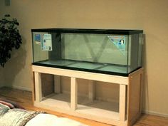 Modern Aquarium Stand