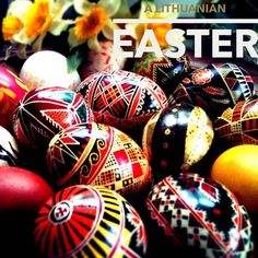 Mudlarks and Magpies: A Lithuanian Easter